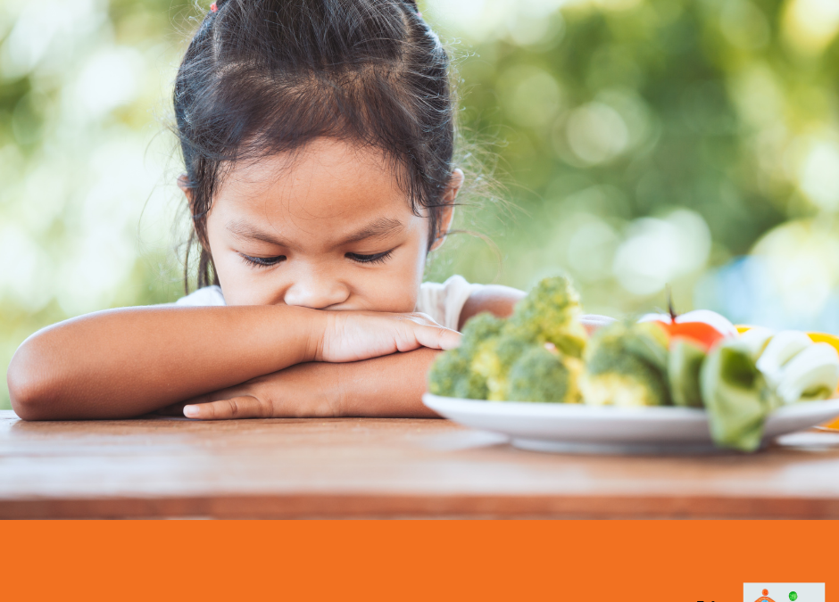 L'alimentation de l'enfant: trouble ou caprice?